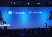 Microsoft  revealed that it had teamed up with Qualcomm to bring Windows 10 desktop apps to ARM microprocessors.