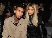 Kylie Jenner and Travis Scott might be a couple now as they were seen several times on different occasions. Tyga has however not taken the talks lightly and posts a photo of him with sexy models from the set of his latest MTV.