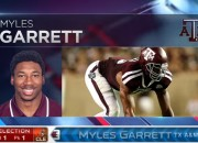 The Defensive End Juggernaut, Myles Garrett is still considered as the top pick in this year's draft and Marshon Lattimore has secured his position being the second pick.