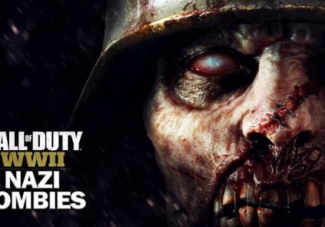 Yet Again, Zombies Are Coming To Call Of Duty: WWII