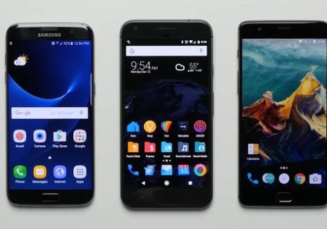 Google Pixel XL vs OnePlus 3T vs Samsung S7 Edge: Which Smartphone Is Still The Best?