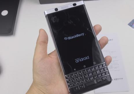 Blackberry KeyOne VS Nokia 3310
