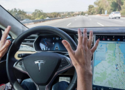 A bonafide 5G wireless network that moves massive amounts of car sensor data between cars and the cloud makes a power-efficient deep learning system and maps that change in real time.