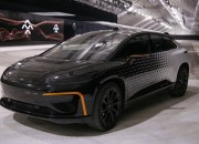 Faraday Future has leased a former tire plant in Hanford, California.