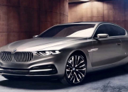 The BMW 8 Series looks to have more pronounced rear wheel arches than the usual BMW cars, as well as a kicked rear spoiler, which gives an Aston Martin air to the rear.