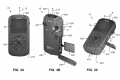 Action camera illustrated in Apple patent