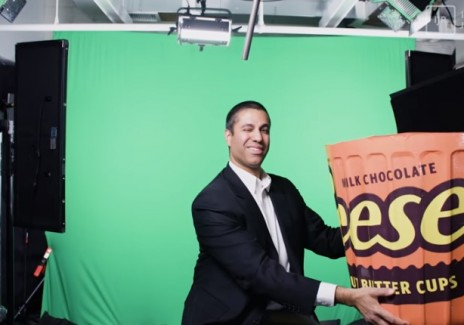 FCC Chairman Ajit Pai Reads Mean Tweets Then Mocks His Haters