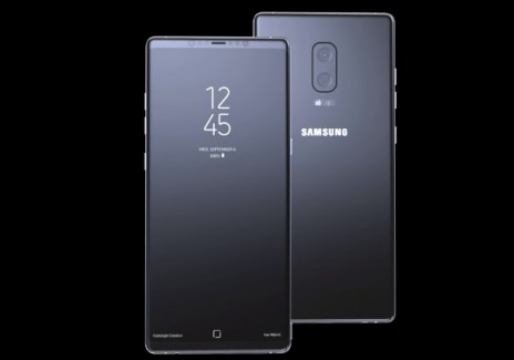 Samsung Galaxy Note 8 Will Have Dual Cameras