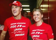 A man that blackmailed Michael Schumacher's wife, threatening to put their children's lives in danger in exchange for a huge amount of money, has been apprehended and handed sentence.
