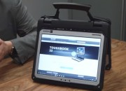 Panasonic unveiled its latest Toughbook CF-33 which is arguably the toughest 2-in-1 tablet in the market.