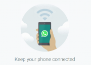 WhatsApp has expanded to the desktop, but currently it doesn't support iOS or web browsers other than Chrome.