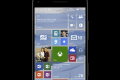 Microsoft Windows 10 for phones and small tablets