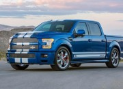 The 2017 Shelby F-150 Super Snake is everything you want in a muscle truck.
