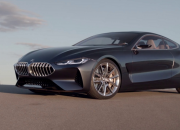As seen in the sketch that was officially released, the side profile, particularly in the hips, features heavy Aston Martin influences. Around the back, we see a modern caricature of the brand's horizontal hockey stick taillight signature.