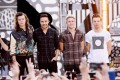 One Direction Performs On ABC's 'Good Morning America'
