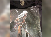 An image of a t-shirt supposedly showing the new