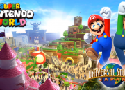 The Nintendo theme park seems to be shaping up for a lot of fun.