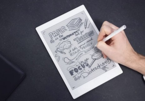Here's A Tablet That Will Give You The Feels Of Drawing With A Pen And Paper
