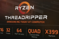 AMD Slashes Ryzen 7 Prices, Prepares Threadripper CPU Roster
