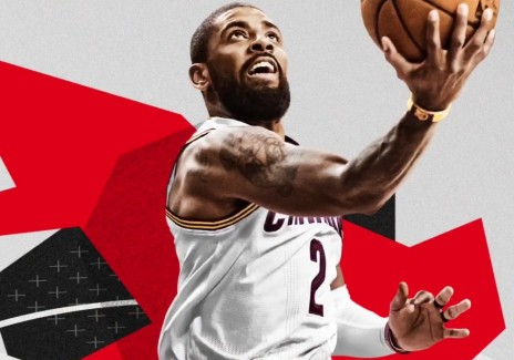 'NBA 2K18' Announces Kyrie Irving Of Cleveland Cavaliers As Cover Of New Video Game