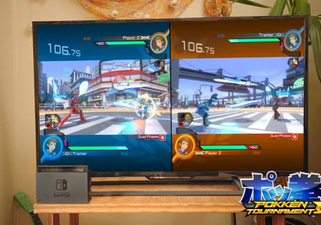 Nintendo Switch Getting Pokken Tournament DX