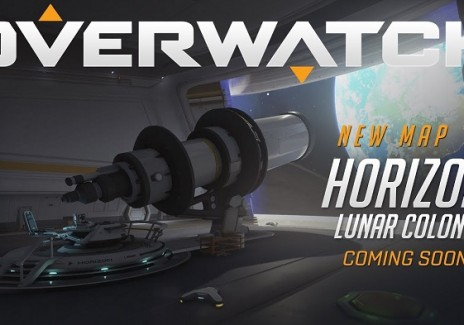 Overwatch Update: Fix For Horizon Lunar Colony Sniping Point Coming