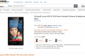 Microsoft Lumia 435 pre-order page on Amazon UK
