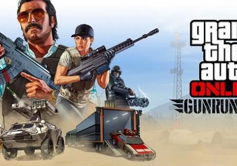 GTA 5 Gunrunning Update Release Date Revealed Via New Trailer