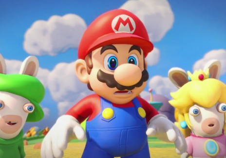 Mario + Rabbids: Kingdom Battle Confirmed By Ubisoft At E3 2017; Will Arrive On Nintendo Switch This August