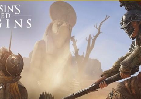 E3 2017: Ubisoft Announces Assassin's Creed Origins Officially