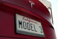 Tesla Model 3's Folded Back Seats Spotted