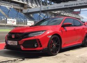 The 2018 Honda Civic Type R  matters because it will be the first of its kind to be made available in the United States.