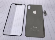 The alleged final design of the upcoming iPhone 8 has been leaked and it will come with an edge-to-edge display.