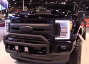 The 2017 Ford Super Duty is an all-new truck, the first since the Super Duty line.  The new Ford F-250 has the powertrain of a bulldozer, and the interior features are equipped with the most advanced technology.