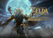 The first DLC expansion of The Legend of Zelda: Breath of the Wild is coming out soon. It is called The Master Trials and includes among others a new gameplay, the Master Mode.