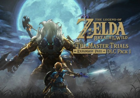 Zelda Breath Of The Wild: First DLC Expansion Releasing Soon; Details Of The Master Trials Hard Mode Revealed