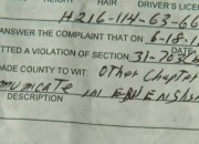 A Spanish-speaking Uber driver was meted a $250 fine for a violation of a Mami-Dade County memorandum which required ride-sharing service drivers to be able to communicate in the English language.