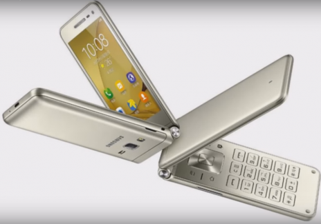 Samsung Has A New Flip Phone And The Changes Are Dramatic
