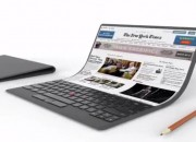 Lenovo sees the future laptop as one that bends or folds like a yoga mat.