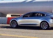 A new set of Tesla Model 3 spy shots shows what could be the final design of the electric car and it's likely that it will have a range of around 300 miles.