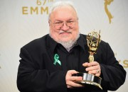 George R.R. Martin has revealed the upcoming television series projects that he has worked on recently.
