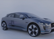 The production I-Pace is expected to have similar specs to the concept, with two electric motors providing all-wheel-drive capability and a 90-kilowatt-hour battery pack that's estimated to be good for 220 miles of range.