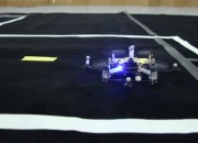 MIT researches are working on a drone that can switch from driving mode to flying mode in a jiffy.