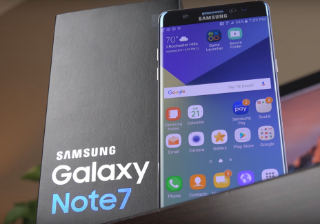 Samsung Will Release 'Fandom' Edition Of Galaxy Note 7