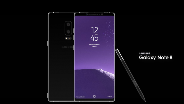 Samsung Galaxy Note 8 Durability Test