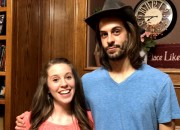 Jill and Derick Dillard are having another baby boy and fans are wondering when they can see Israel's brother. Derick's latest post though is stirring the excitement of fans as they believe the Duggar hubby has just hinted that Jill already gave birth.