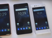 The Nokia 3 will be the first device to arrive, going on sale July 12 for £119.99, followed a couple of weeks later by the Nokia 5 on August 2 for £179.99. The Nokia 6, meanwhile, will arrive August 16 for £219.99.