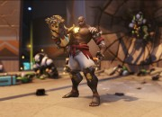 The latest Overwatch news indicates that Blizzard has just released the Doomfist Progression update on PTR. Among other things, new cosmetics will be added to this new character.