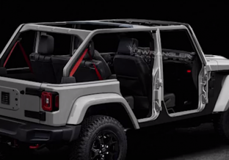 2018 Jeep Wrangler leaked specs revealed surprising details!