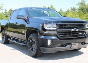 Chevrolet Silverado 1500 Z71 is the amenity-packed multitasking machine which is good in smooth ride.